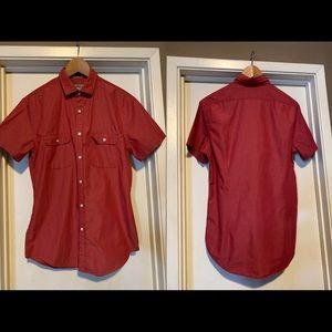 Express for men Buttondown Shirt